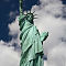 Statue of Liberty (Liberty Enlightening the World), USA freedom
